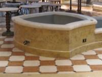fontana iz kamna