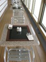 miza v restavraciji