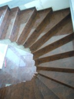 sablonske stopnice iz multikolor