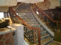 stopnice z osvetljavo