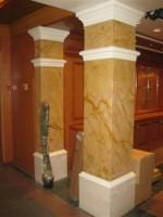 steber iz krema marfi